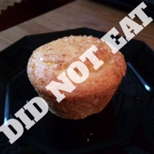 did not eat
